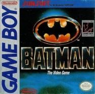 batman game boy front cover